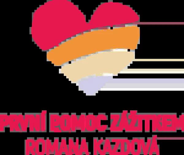 Logo První pomoc zážitkem - Romana Kazdová