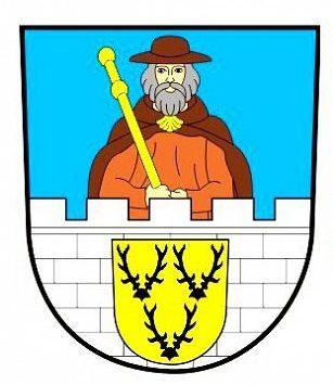 Znak města Staňkov