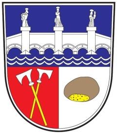 Znak města Bělá nad Radbuzou