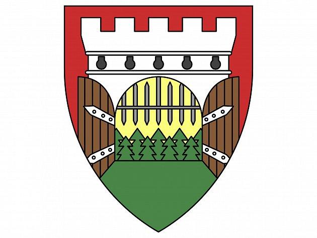Znak města Klenčí pod Čerchovem