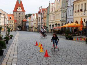 Chodsko žije na kolech